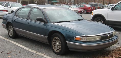 how does cars work 1996 chrysler new yorker auto manual chrysler new yorker wikiwand