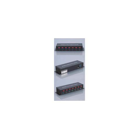 hub usb 3 0 7 porte hub usb 3 0 7 porte contenitore in metallo commutabile