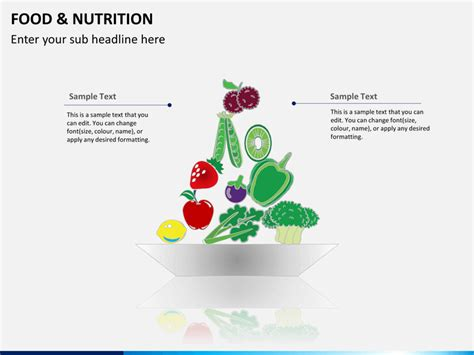 nutrition powerpoint template food and nutrition powerpoint template sketchbubble