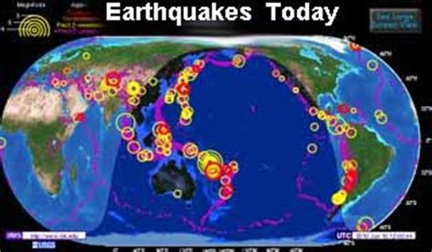earthquake happening now a lot is happening right now and more on the way