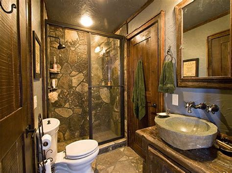 Log Home Bathroom Ideas Luxury Cabin Interiors Luxury Cabin Bathroom Ideas Cabin