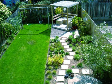 Child Friendly Garden Ideas Robyn Pope Child Friendly Gardens