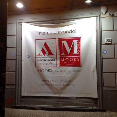 libreria via mondadori inaugura la libreria di via giordano al vomero