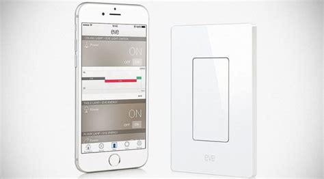 apple homekit light elgato eve light switch lets you use siri to turn your