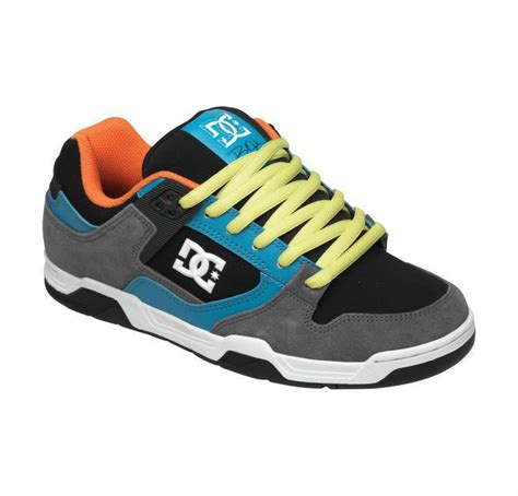 rob dyrdek dc dc flawless shoes black multi rob dyrdek collection