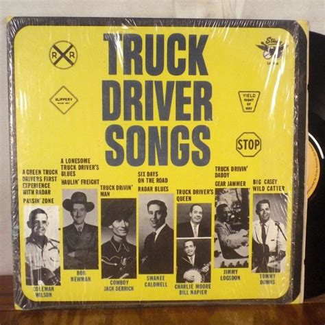 Cd Country Rouds 18 Most Popular Country Songs Original All Time Top 30 Trucking Songs