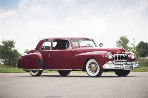Custom Home Blueprints 1948 lincoln continental club coupe