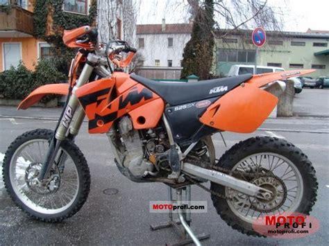 2005 Ktm 525 Exc Specs 2005 Ktm 525 Exc Racing Moto Zombdrive