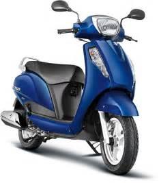 Suzuki Access 125 Suzuki Access 125 Colors White Gray Blue Silver