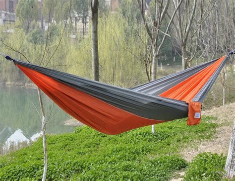 Where To Find Cheap Hammocks Portable Parachute Fabric Cing Hammock By Outereq