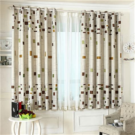 Places To Get Curtains 4 Styles Of Geometric Print Curtains
