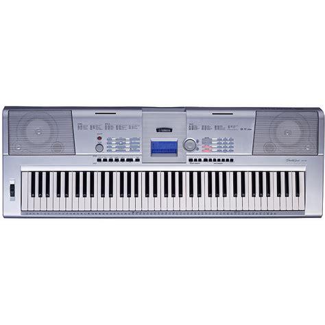 Keyboard Yamaha Portable Grand sold yamaha dgx 205 portable grand 76 key arranger