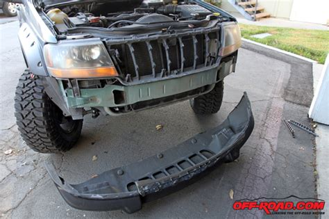 small engine repair training 1995 jeep grand cherokee on board diagnostic system service manual remove front bumper 1995 jeep grand cherokee easiest way to remove jeep
