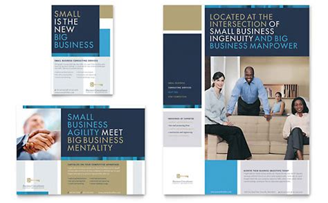 leaflet designs business leaflet templates