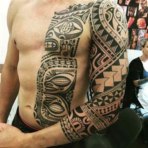 Tribal Arm Mann by 37 Oberarm Ideen F 252 R M 228 Nner Maori Und Tribal Motive