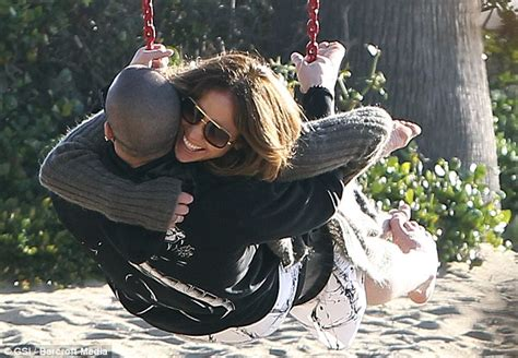 sex on a swing videos jennifer lopez is like a giddy teenager as she and toy boy