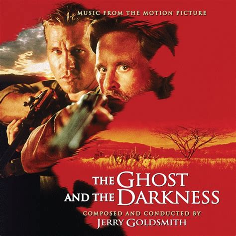 film ghost in the darkness expanded the ghost and the darkness soundtrack announced