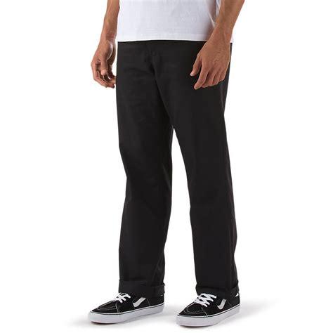 Sweatpants By Vans vans av78 work pant ii black