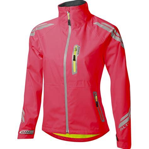 waterproof cycling vest wiggle altura women s night vision evo waterproof jacket