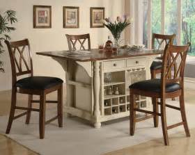 bar height kitchen table and chairs artistic tall island home design ideas