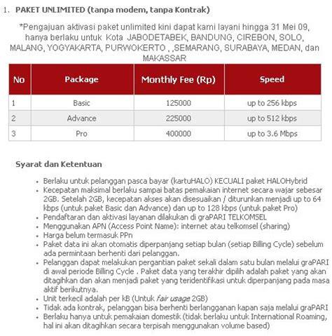 Paket Modem Axis Unlimited daftar paket modem axis berita terbaru