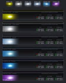 2000 2008 acura tl hid xenon fog light kit ig tuning