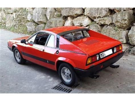 Lancia Beta Montecarlo For Sale Lancia Beta Montecarlo 1975 For Sale In Italy