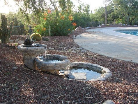 homemade water fountains images homemade water