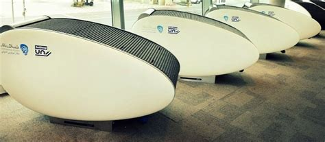 sleeping pods abu dhabi airport installs world s first gosleep sleeping pods