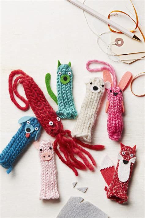 easy knitting crafts 7 easy no knit yarn crafts yarns craft and easy
