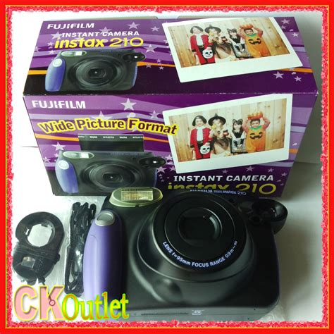 fuji instax 210 wide instant fujifilm instax 210 wide free gift for polaroid instant