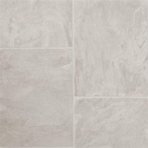 white vinyl flooring for bathrooms tarkett 12 ft w white tile low gloss finish sheet vinyl