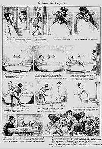 História em quadrinhos no Brasil – Wikipédia, a