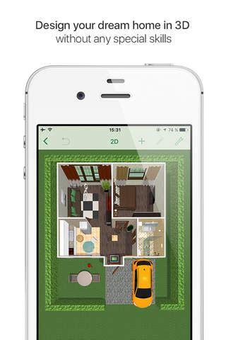 planner  home interior design  ios