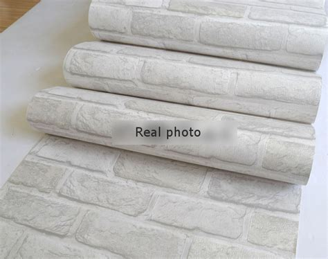 pattern making paper rolls wholesale aliexpress com buy 3d embossed textured feature brick