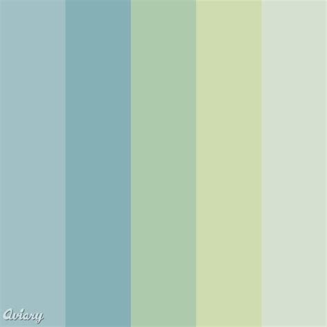 seaglass color sea glass color scheme for the home
