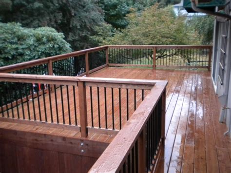 Premade Patio by Premade Deck Panels Doherty House Premade Deck Porch Ideas