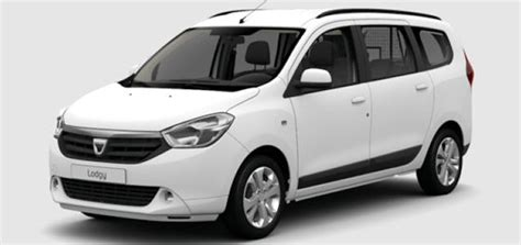 dacia 7 seats dacia lodgy 7 seater diesel or similar car rental
