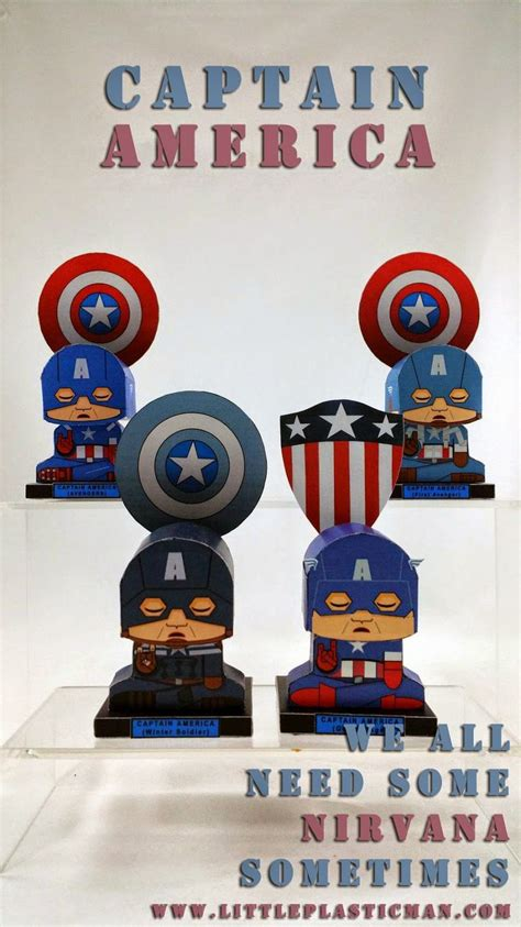 Captain America Papercraft - 47 best images about papercraft on papercraft
