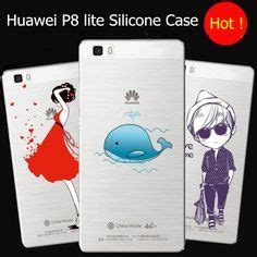 Huawei P8 Lite Ultrathin Ultrafit Cover Silicon selling colored huawei ascend p8 lite cover