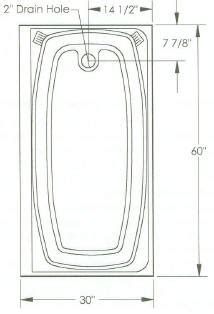 non standard bathtub sizes abc home center