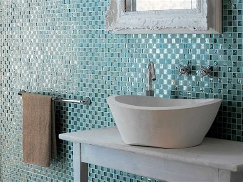 Badezimmer Upgrade by Badezimmer Fliesen Mosaik Blau Gispatcher