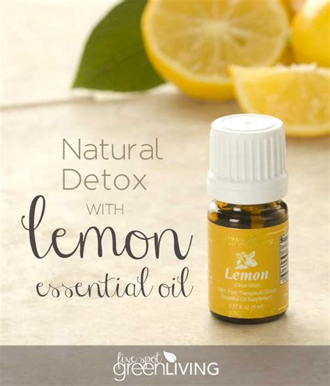 Lemon Essential Liver Detox by Easy Uses For Lemon Essential Five Spot
