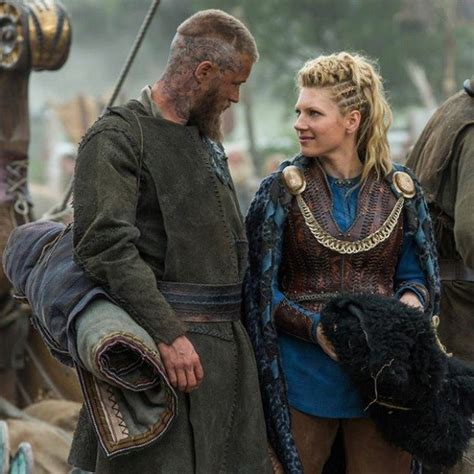 hair styles from the vikings tv show ragnar y lagertha est 225 n de vuelta claves de la tercera