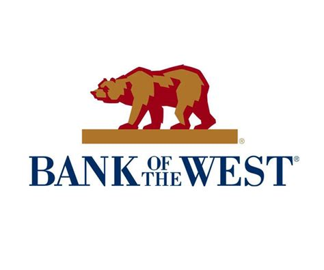 bank of the west 110 bank logo design inspiration free