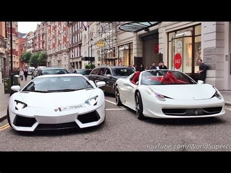 458 Vs Lamborghini Aventador Lamborghini Aventador Revs Vs 458 Italia In