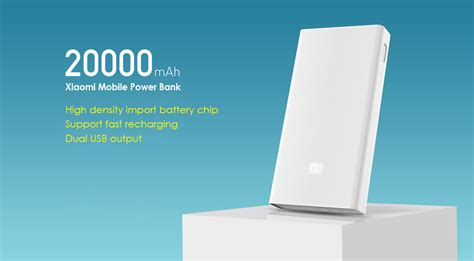 Power Bank Nippon 20000 Mah xiaomi 20000 mah portable usb battery pack review