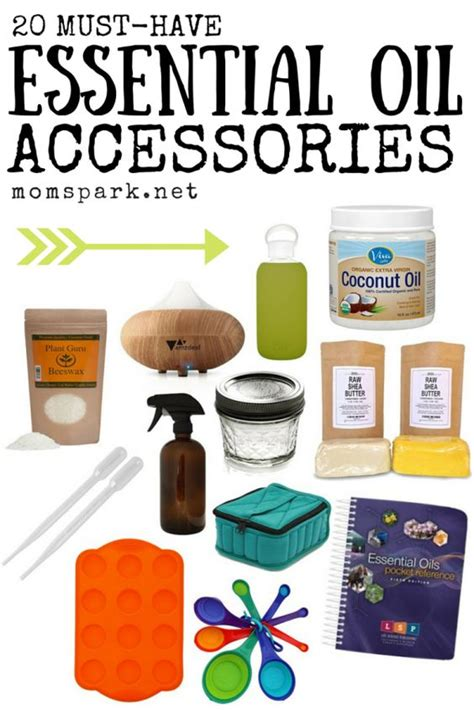 Must Aromatherapy Oils by This And Accessories On