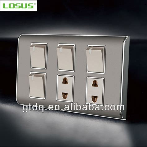 yemen 2013 new design electrical wall switch socket bgs coffee view yemen switch losus product