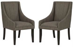 upholstered dining room chairs with arms upholstered dining chair with arms